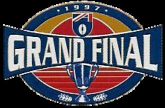 1997 AFL Grand Final - Image: 1997AFLGrand Final