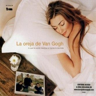Lo Que te Conté Mientras te Hacías la Dormida - Image: 2003 Lo que te conté mientras te hacías la dormida