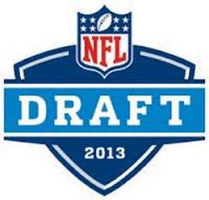 2013 NFL Draft - Image: 2013 NFL draft logo