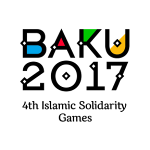 2017 Islamic Solidarity Games - Image: 2017 ISG Logo Baku
