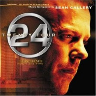 24: The Soundtrack - Image: 24Soundtrack 2