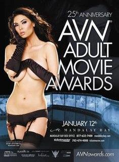 25th AVN Awards 2008 American adult industry award ceremony