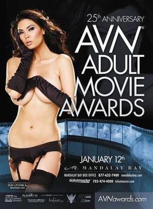 25th AVN Awards - Image: 25th AVN Awards