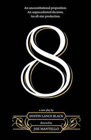 8 (play) - Official Poster