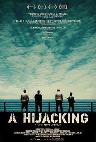 A Hijacking - Theatrical release poster