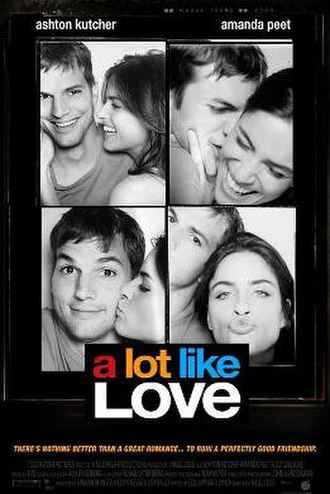 A Lot like Love - Original poster