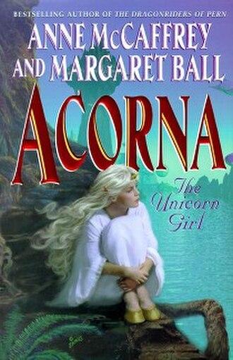 Acorna: The Unicorn Girl - Original cover of Acorna: The Unicorn Girl