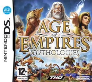 Age of Empires: Mythologies - Image: Age of Empires Mythologies Coverart
