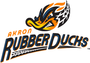 Akron RubberDucks - Image: Akron Rubber Ducks