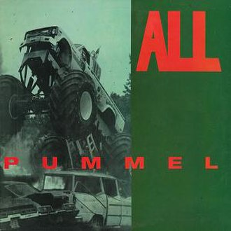 Pummel (album) - Image: All Pummel cover
