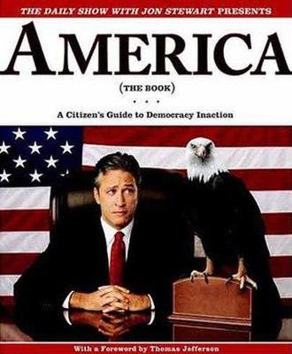America (The Book) - Image: America The Book