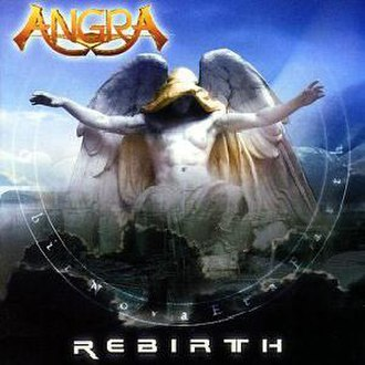 Rebirth (Angra album) - Image: Angra Rebirth (2001)