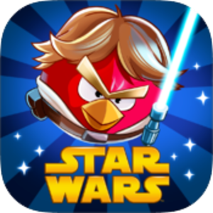 Angry Birds Star Wars - The app icon