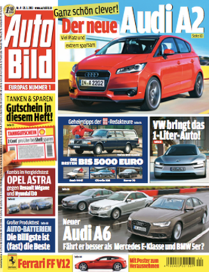 Auto Bild - Auto Bild sample cover