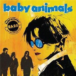 BA25 (album) - Image: BA25 by Baby Animals
