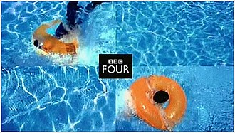 BBC Four idents - One of the idents introduced in 2005