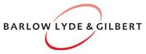 Barlow Lyde & Gilbert - Image: Barlow Lyde & Gilbert