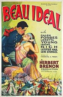 <i>Beau Ideal</i> 1931 film by Herbert Brenon