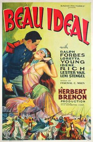 Beau Ideal - Theatrical poster