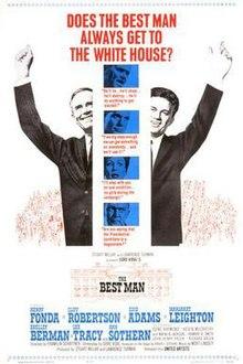 Resultado de imagem para the best man 1964