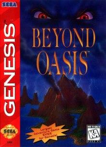Beyond Oasis - Wikipedia