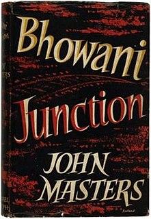 <i>Bhowani Junction</i> Book by John Masters