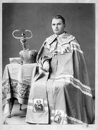 Soter Ortynsky - Image: Bishop Ortynsky