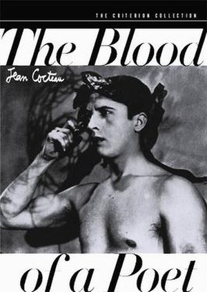 The Blood of a Poet - DVD cover art
