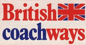 British Coachways - Image: British Coachways Logo