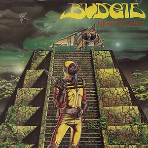 Nightflight (Budgie album) - Image: Budgie Nightflight