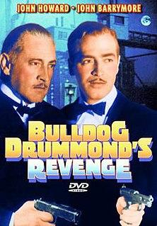 <i>Bulldog Drummonds Revenge</i> 1937 film by Louis King