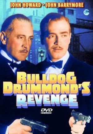 Bulldog Drummond's Revenge - Image: Bulldog Drummond's Revenge Film Poster