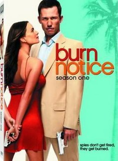 <i>Burn Notice</i> (season 1)