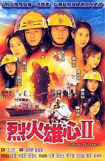 <i>Burning Flame II</i>