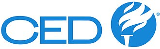 Committee for Economic Development - Image: CED Torch Logo