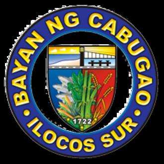 Cabugao - Image: Cabugao municipal seal