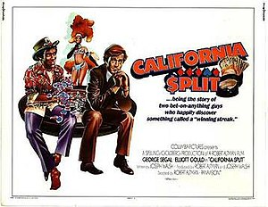 California Split - Promotional poster