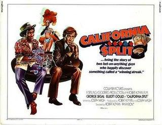 <i>California Split</i> 1974 film by Robert Altman