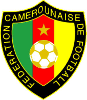 Cameroonian Football Federation - crest -2010