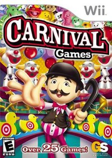 <i>Carnival Games</i> video game