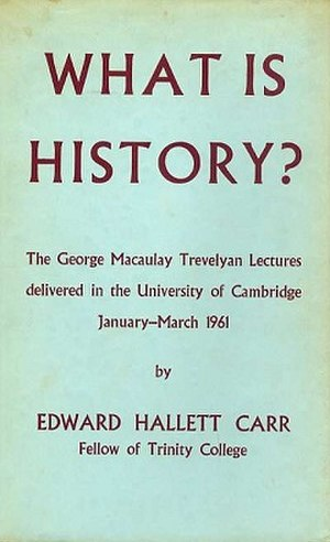 What Is History? - First edition