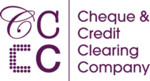 Cheque and Credit Clearing Company - Image: Cheque and Credit logo