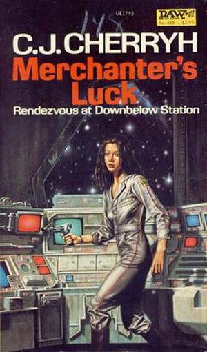 The Merchanter novels - Image: Cherryh Merchanters Luck Cover