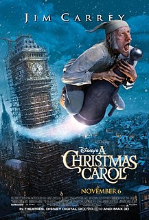 <i>A Christmas Carol</i> (2009 film) 2009 comedy-drama film directed by Robert Zemeckis