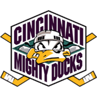 Cincinnati Mighty Ducks - Image: Cincinnati mighty ducks 200x 200