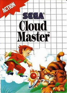 <i>Cloud Master</i> 1988 shooter arcade game