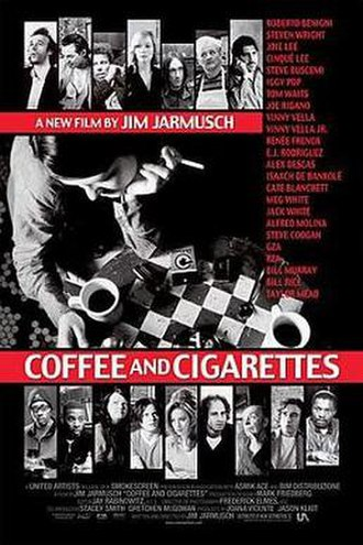Coffee and Cigarettes - Coffee and Cigarettes film poster