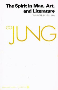 Cover image of (The) Spirit in Man, Art, and Literature, by C.G. Jung.jpg