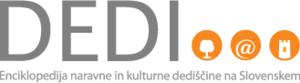 DEDI - Logotype of DEDI encyclopedia