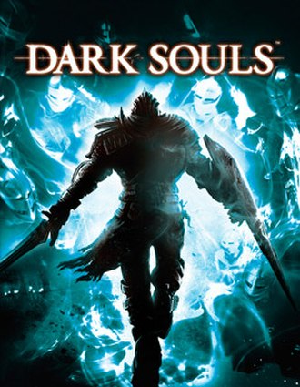 Dark Souls - Cover art used in Western regions